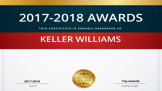 KW 2017 Awards